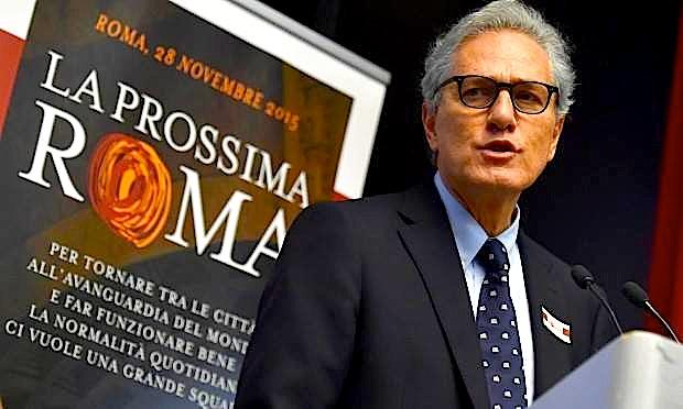 Francesco Rutelli - Ish Kryebashkiak i Romës