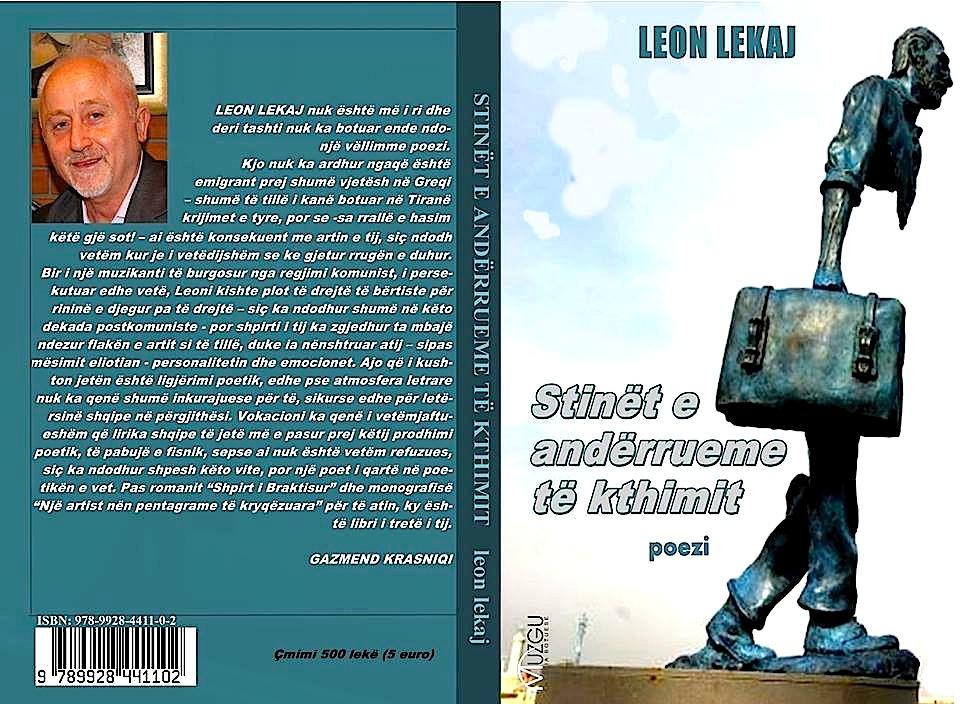 """Leon Lekaj - """"Stinët e Andërrueme të Kthimit"""" - Poezi"""