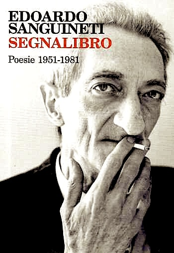 Segnalibro - Poesie di Edoardo Sanguineti