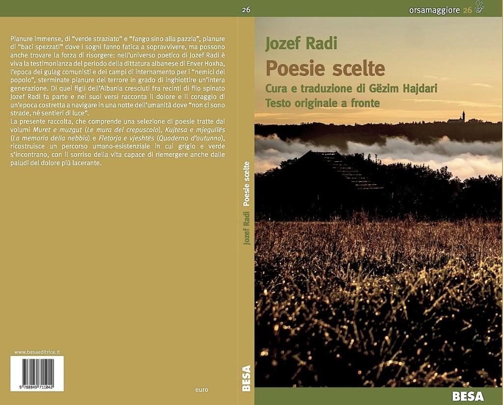 "Jozef Radi ""Poesia Scelte"""