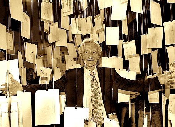 Poeti Edoardo Sanguineti (1930-2010)