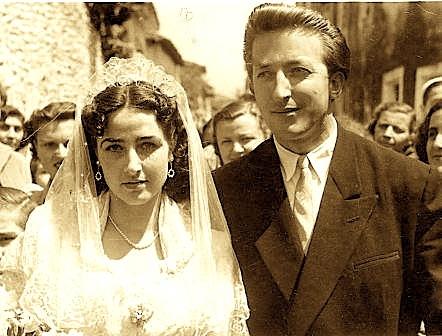 Luke Kaçaj dhe Ana Jakova