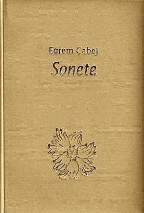 Sonete Eqrem Cabej (2008)