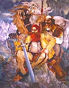 Muji dhe Halili - nga Ismail Lulani