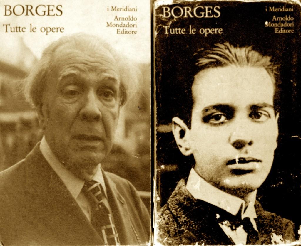Jorge Luis Borges (i Vjetri dhe i Riu)