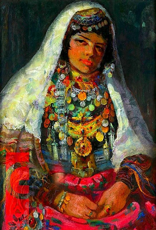 Kel Kodheli - Portret Vajze