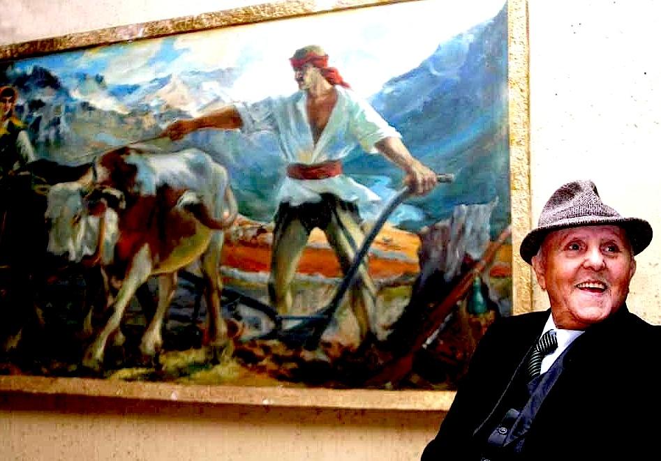 Piktori  Kel Kodheli (1918-2006)