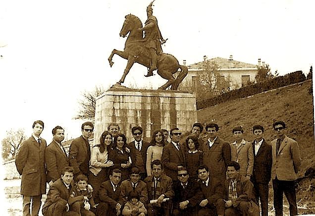 Trupa e Estradës së Lushnjes - Krujë