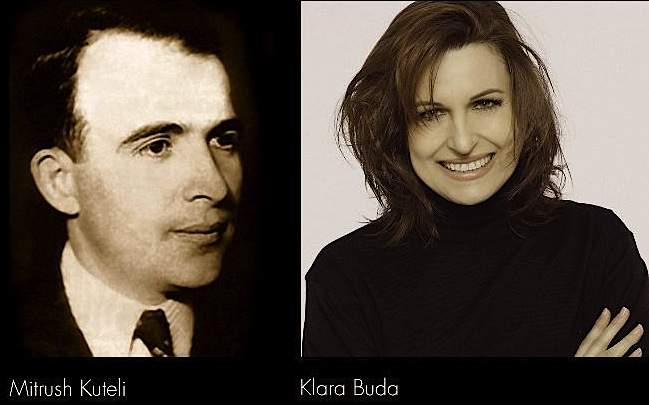 Mitrush Kuteli & Klara Buda
