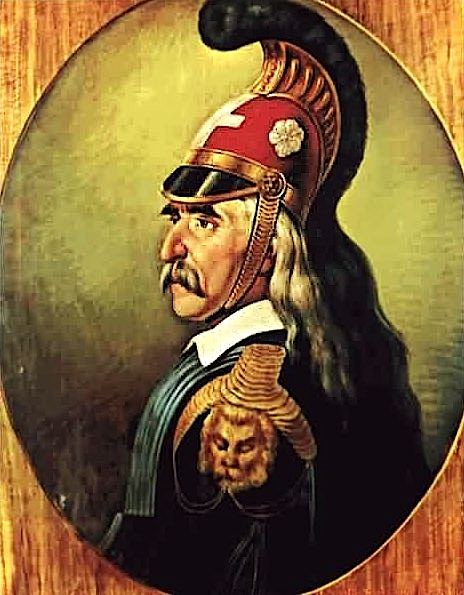 11.Joani Teodor Kolokotroni (1804-1868)