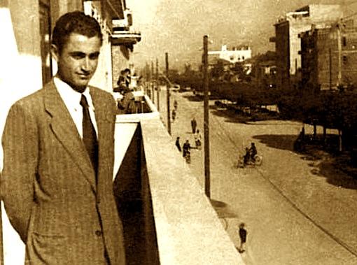 Mustafa Greblleshi dhe Tirana e tij