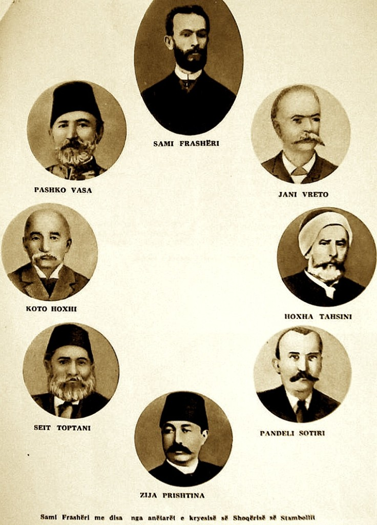 Kryesia e Shoqërisë në Stamboll