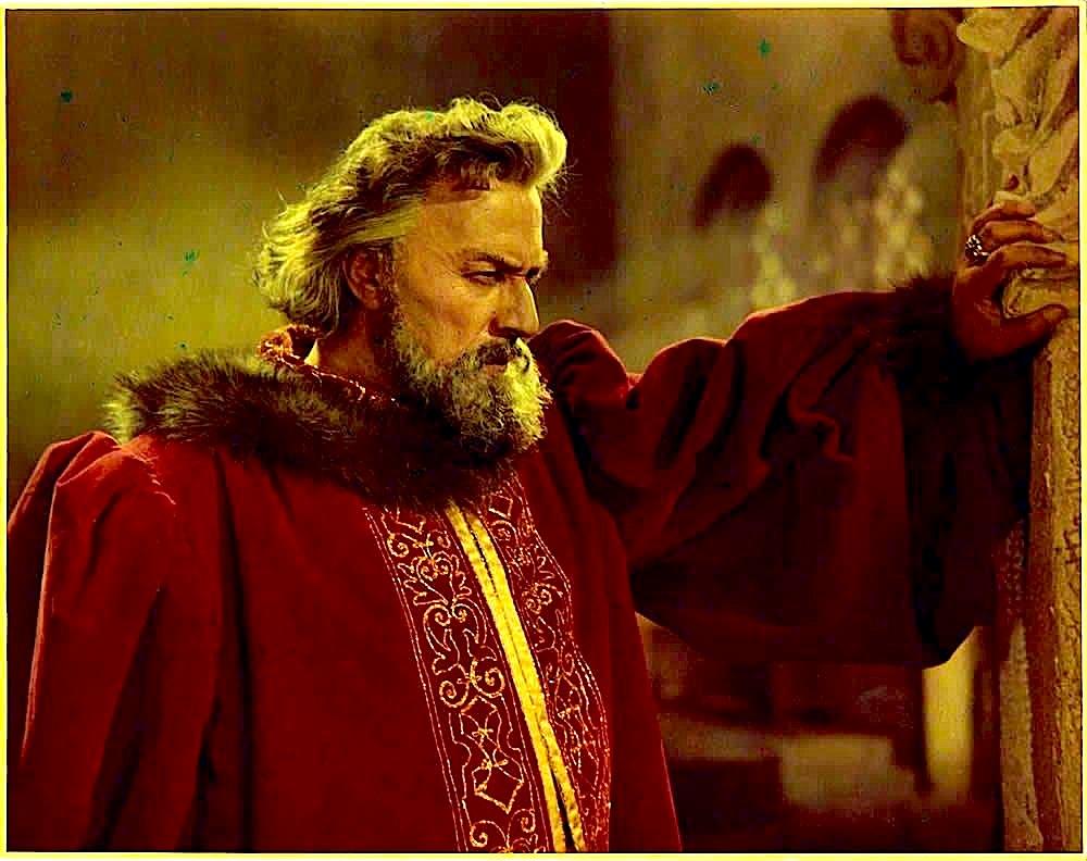 Akaki Khorava (në rolin e Skënderbeut)Akaki Khorava (në rolin e Skënderbeut)