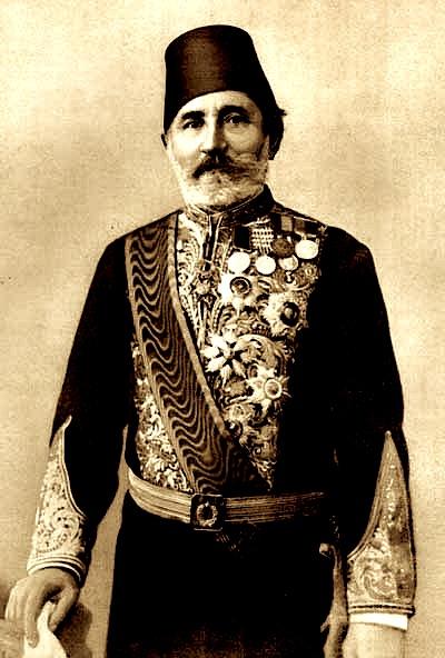 Pashko Vasa (Vaso Pasha 1825-1892)