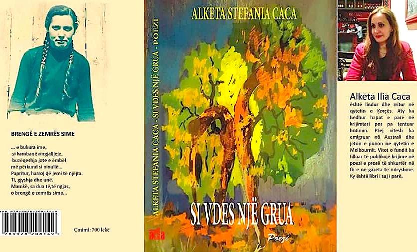 Alketa Stefania Caca - Si vdes nji grua - Poezi