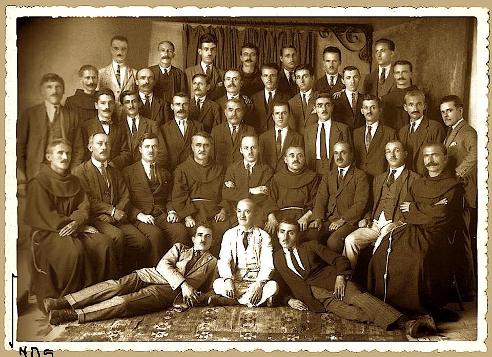 Gjergj Fishta midis Intelektualeve Shkodranë 1924