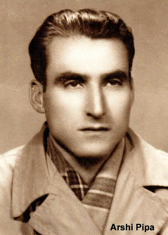 Profesor Arshi Pipa (1920-1997)
