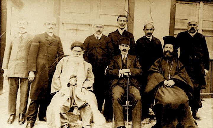 Disa intelektualë të kohës në Elbasan