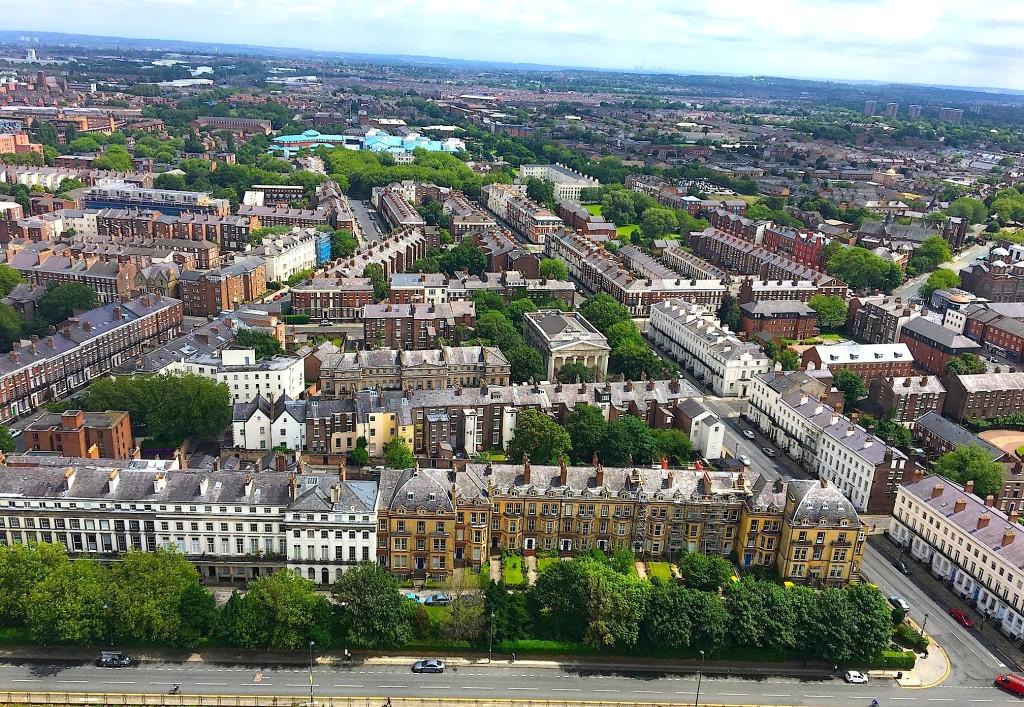 Liverpool i pare nga lart... (foto Ilir Seci)
