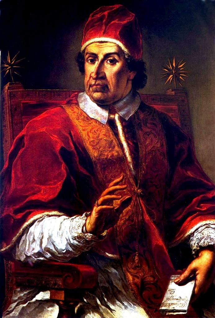 Papa Clemente i XI (Gjon Françesk Albani)