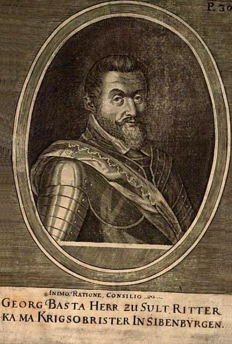 Georg Basta (1544-1607)