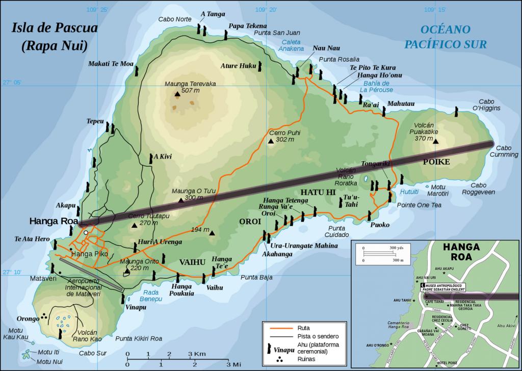 Ishulli i Pashkës (Rapa Nui)
