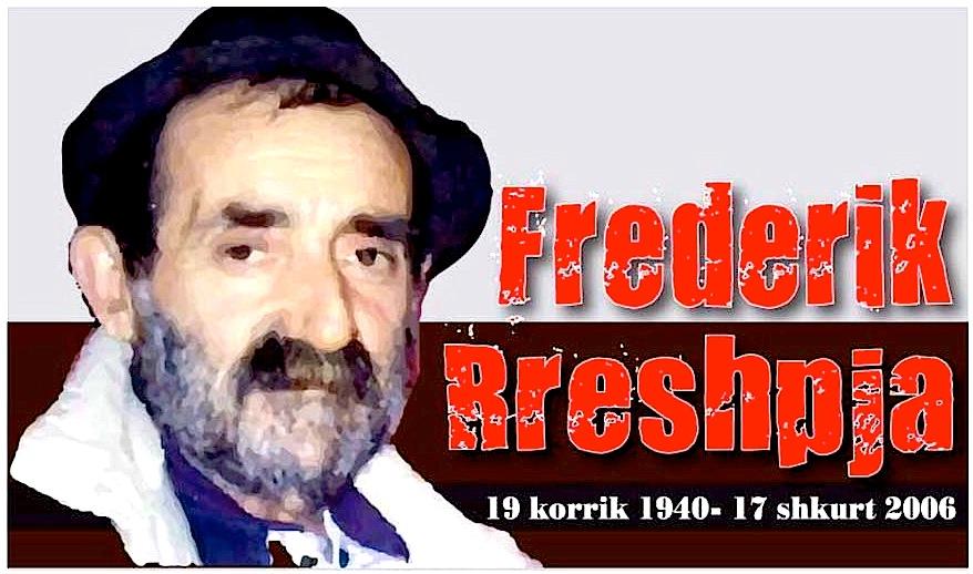 Frederik Rreshpja (1940-2006)