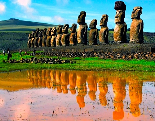 Ishulli i Pashkës - Zbulimet e Reja