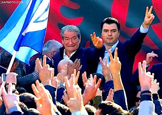 Partia Demokratike _ Lideri Historik dhe Lideri i Ri