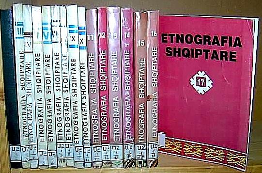 Revista Etnografia Shqiptare