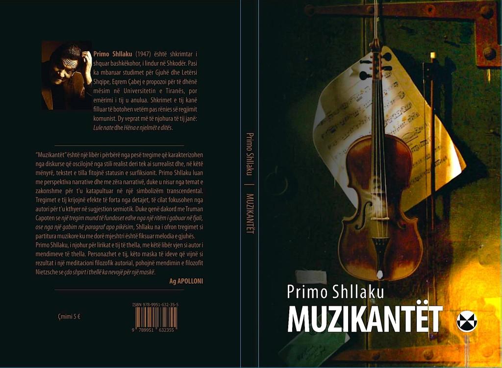 Primo Shllaku - Muzikantët  - Novela