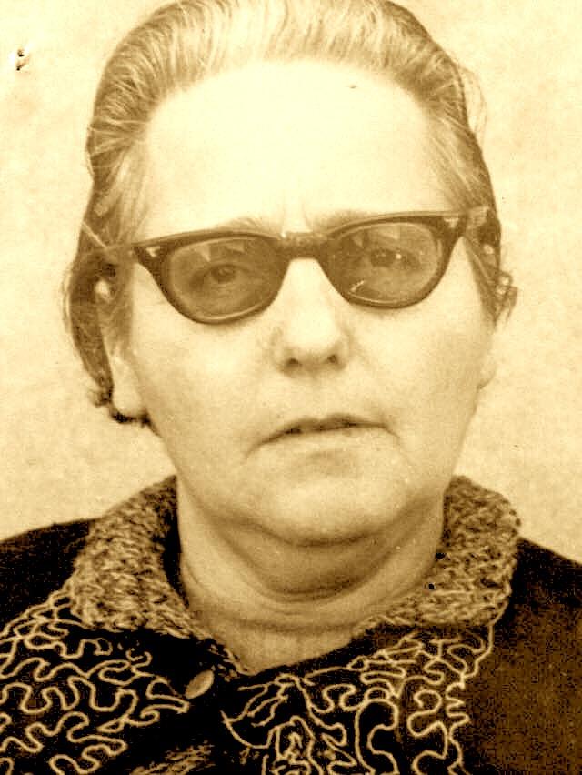Intelektualja Tefta Tasi ditën e arrestimit