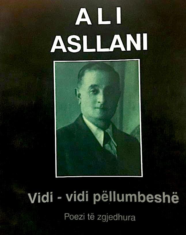 Ali Asllani - Vidi - Vidi Pëllumbeshë