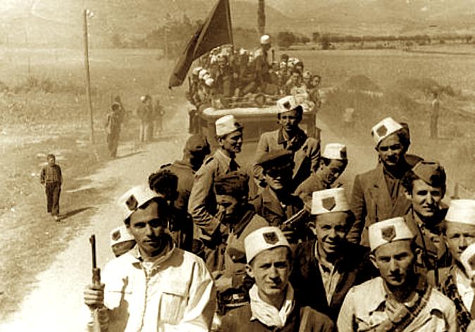 Forcat Nacionaliste Shqiptare në Kosovë - verë 1944