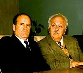 Ramadan Sokoli dhe Rexhep Munishi