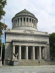 Varri i Uliks S. Grantit, mauzoli më i madh në Amerikën Veriore.