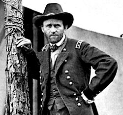 Uliks s. Grant - Kryekomandanti i Ushtrisë Amerikane
