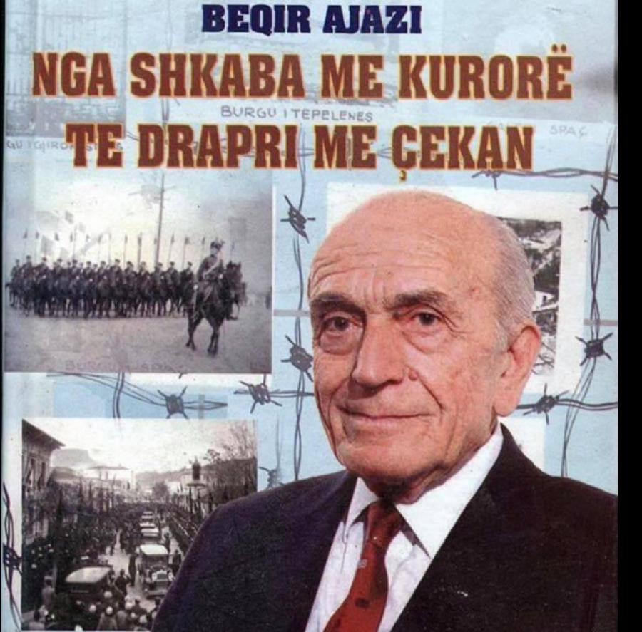"""Beqir Ajazi - """"Nga shkaba me kurorë te drapri me çekan"""" (2000,"""