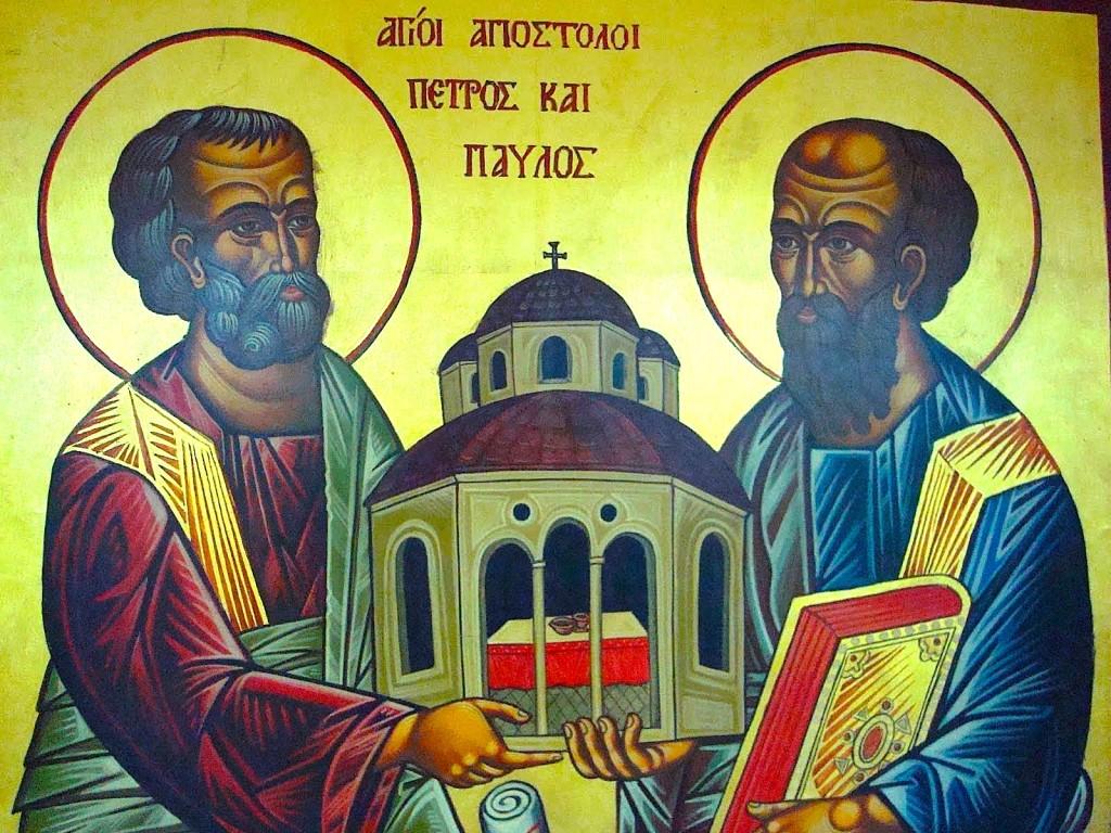 Shën Pjetri dhe Shënpali