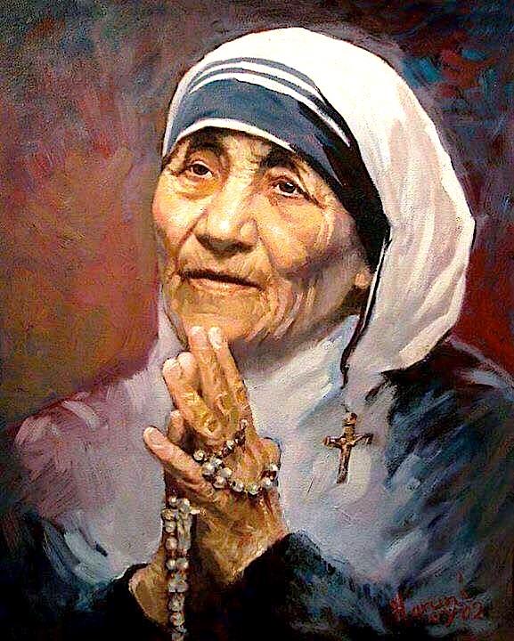 Shën Tereza e Kalkutës (1910-1997)