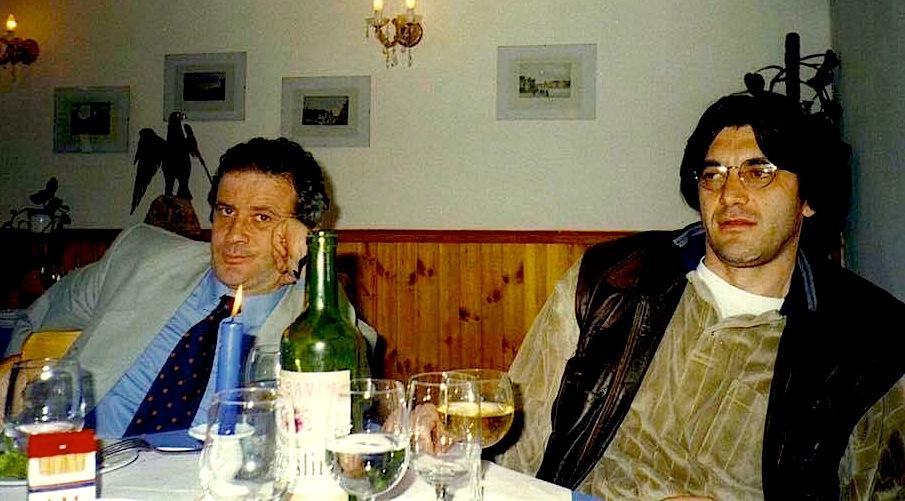 Sokol Ngjela (Linci) & Ilir Demalia (Syçi)