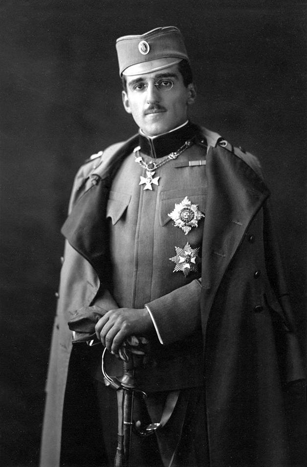 Mbreti i Jugosllavisë - Aleksandar i I-rë Karagjorgjeviç