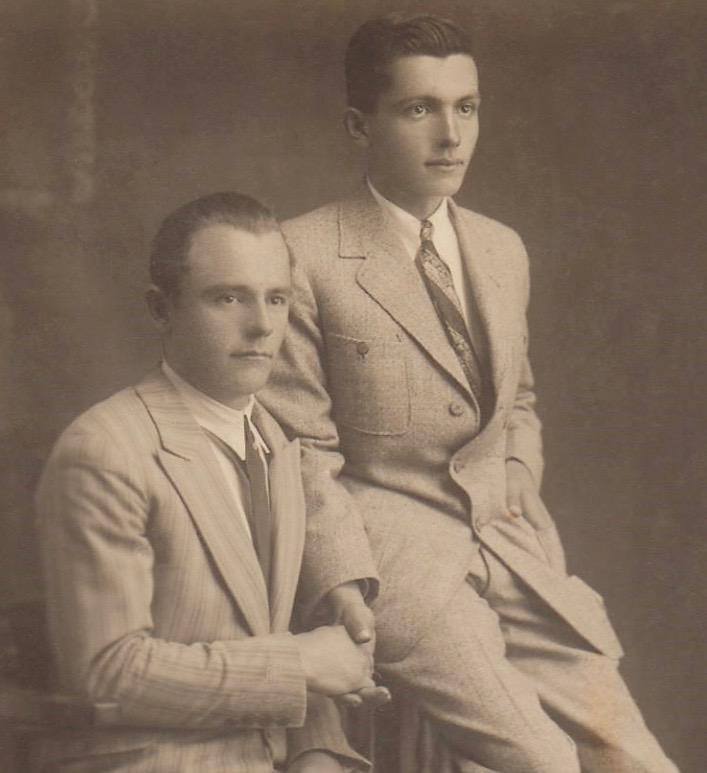 Bashkëliceistë në Liceun Francez të Korçës - Viti 1928