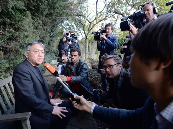 Interviste Kazuo Ishiguros - 5 tetor 2017