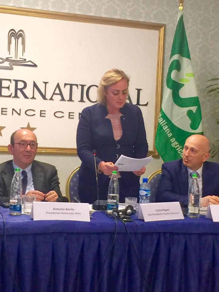 Cinzia Pagni Zv.Presidente Vicario Kombëtare