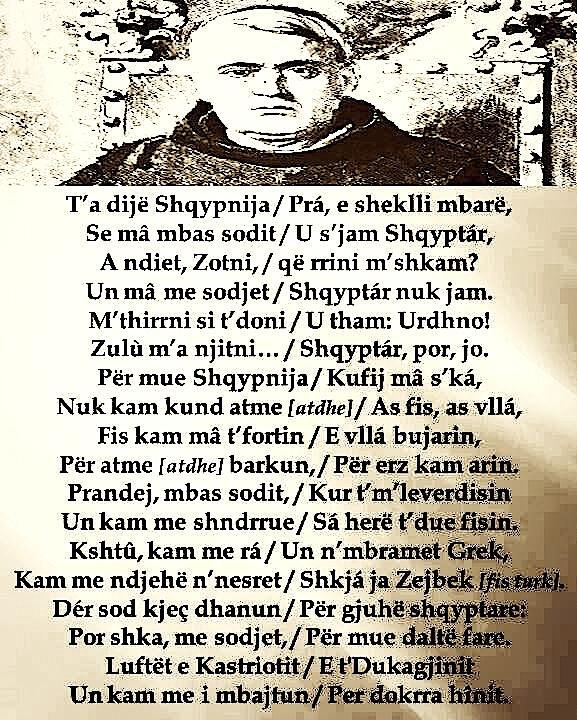 Poezia e Fishtës - me të cilen regjimi Komunist e shpalli antishqiptar...