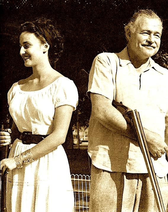 Ernest Heminguej dhe Adriana vancich