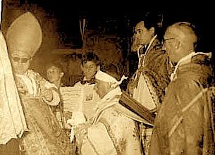 Imzot Ernest Coba - Ish Kryetar i Kishes Katolike Shqiptare