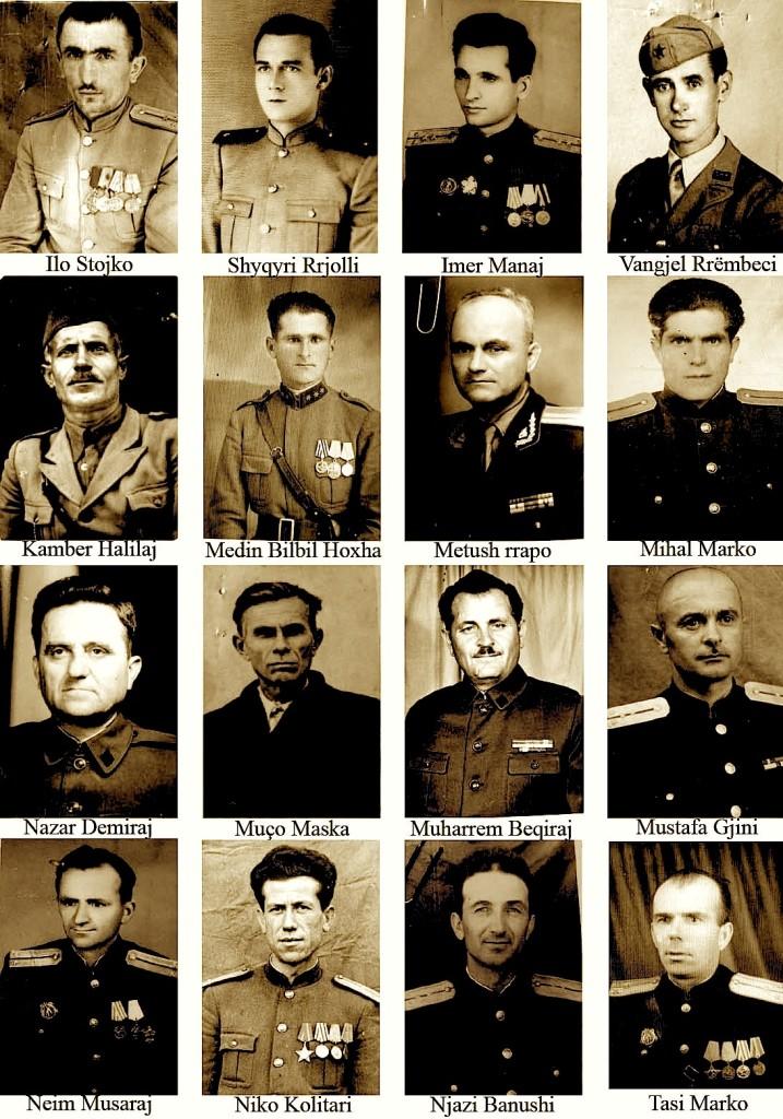 Figura të terrorit komunist, në hetuesira, gjyqe dhe burgje...