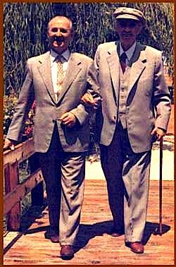 Diktatori Hoxha dhe trashëgimtari i tij Alia